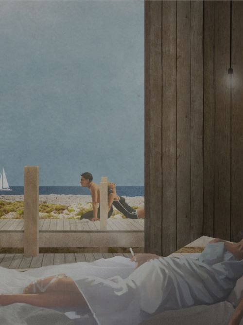 Roberta Gaetani-Marson Korbi · The Lived Wall Around The Lighthouse