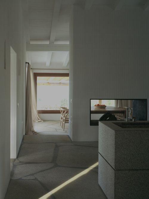 Parisotto+Formenton, Paolo Utimpergher · Casa di Pietra sul Mare